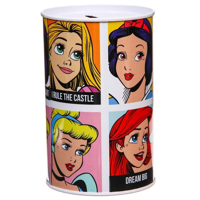 "Копилка ""My money, my dreams"", Принцессы"