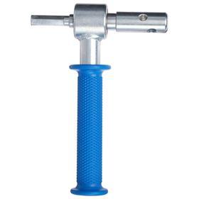 Переходник под шуруповёрт Rodstars с подшипниками, 22 мм с пластиковой ручкой