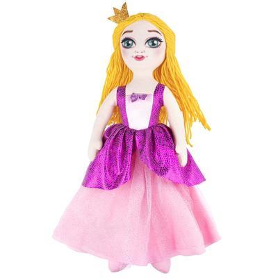 Мягкая игрушка «Кукла Принцесса», 43 см - Фото 1