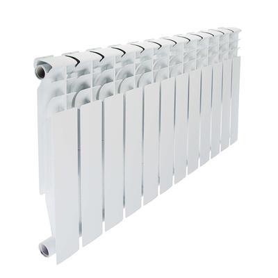 УЦЕНКА Радиатор биметаллический STI, 500 х 80 мм, 12 секций