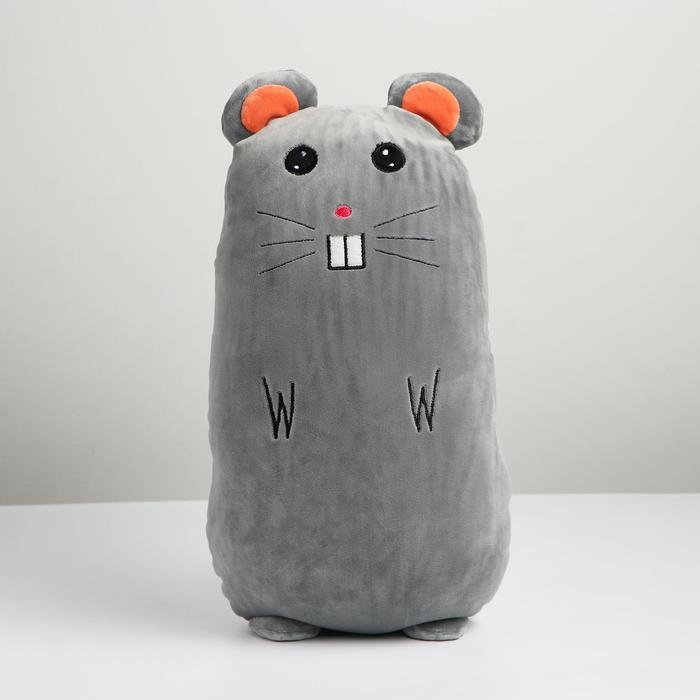 Мягкая игрушка-подушка Мышка, 50 см