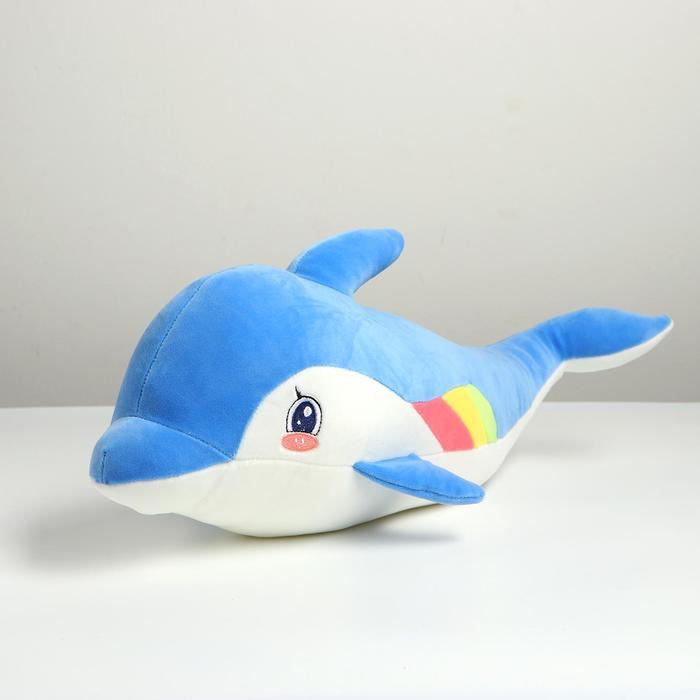 Мягкая игрушка Дельфин, 50 см, цвета МИКС