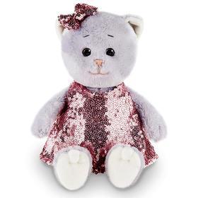 Мягкая игрушка «Мышель в нарядном платье», 20 см