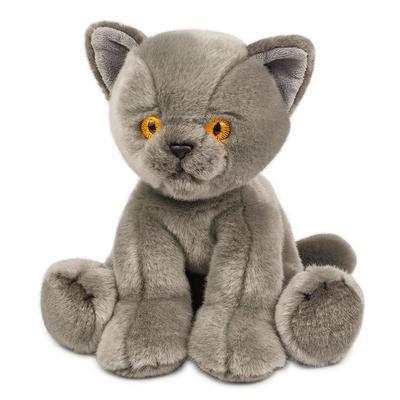 Мягкая игрушка «Котик серый», 30 см - Фото 1