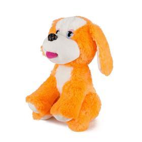 Мягкая игрушка «Собачка Тява» озвученный, 21 см