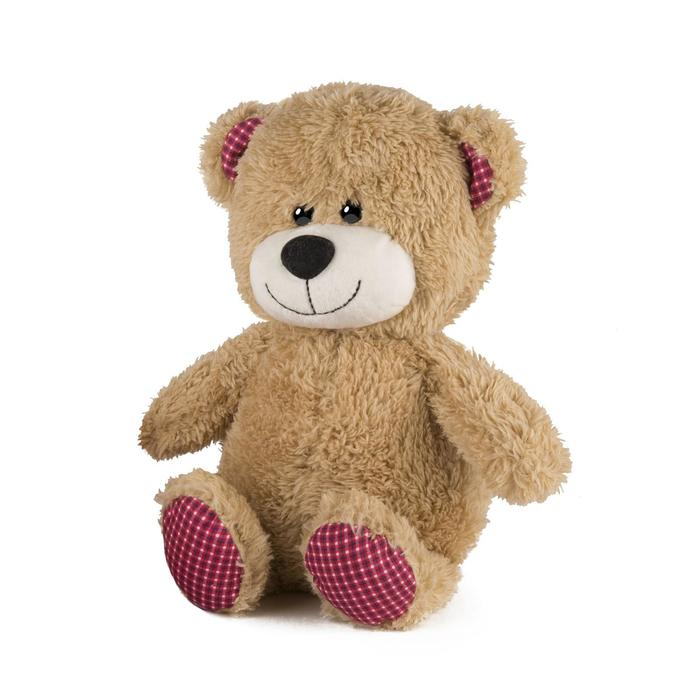 Мягкая игрушка Мишка Ванька, озвученный, 21 см