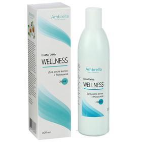 Шампунь Wellness для роста волос с ромашкой, 300 мл