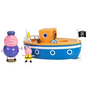 Набор для ванны «Корабль дедушки Пеппы»