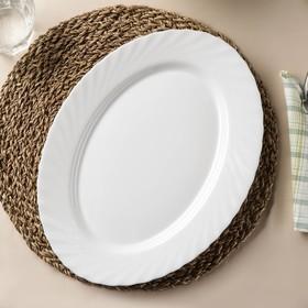 Блюдо овальное, 35×25 см