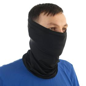 Ветрозащитная маска, размер универсальный, черный Ош