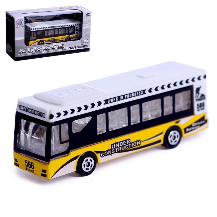 Автобус металлический «Городской», МИКС