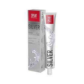 Зубная паста Splat Silver, 75 мл