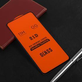 Защитное стекло Innovation 2D, для Xiaomi Mi 10T Lite, полный клей, чёрная рамка