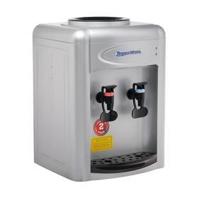 Кулер для воды AquaWork AW 0.7 TDR, нагрев и охлаждение, 700/70 Вт, серебристый Ош