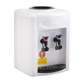 Кулер для воды AquaWork AW 0.7TDR, с нагревом/охлаждением, 700 Вт, белый с черным Ош