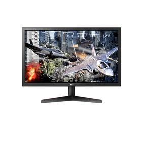 "Монитор LG Gaming 24GL600F-B 23.6"", TN, 1920x1080, 144Гц, 4мс, HDMI, Dport, чёрный"