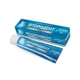 Зубная паста Vilsendent «Фтородент F» Whitening с отбеливающим эффектом, 170 г