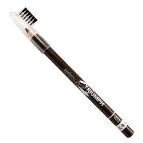 Карандаш для бровей со щёточкой TF Eyebrow Pencil, W-219-002C, коричневый, тон №002