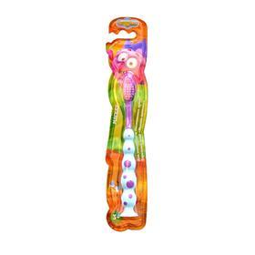 Зубная щетка Vilsen brush детская «Смешарики эконом 1», с присоской Ош
