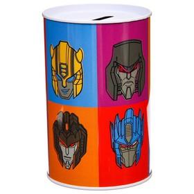 Копилка, Transformers 6,5 см х 6,5 см х 12 см Ош