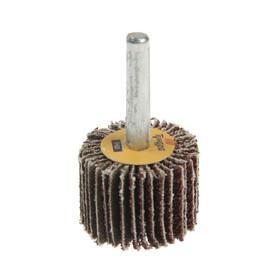 Круг лепестковый радиальный TUNDRA, 30 х 20 х 6 мм, Р60 Ош