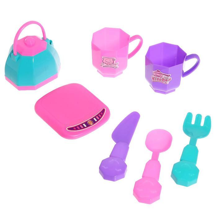 Набор посуды Мини кухонька