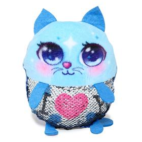 Мягкая игрушка «Кошечка Сима» с карманом, 23 см Ош