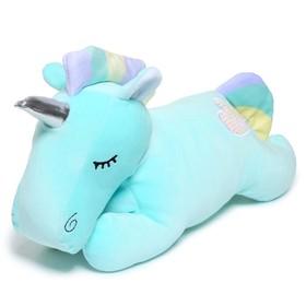 Мягкая игрушка «Единорог с сердцем», 35 см