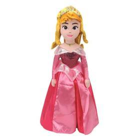 Мягкая игрушка «Принцесса Aurora» со звуком, 25 см