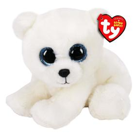 Мягкая игрушка «Мишка полярный», 15 см
