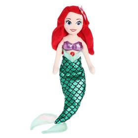 Мягкая игрушка «Принцесса Ariel» со звуком, 30 см