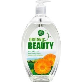 Гель для интимной гигиены Organic Beauty, календула и грейпфрут, 500 мл