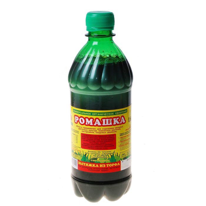 """""""Ромашка"""" универсальное удобрение, 0,5 литра"""