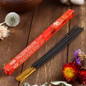 Благовония 'HEM Frank incense' (Ладан), четырехгранник, 8 палочек Ош