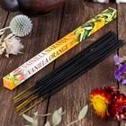 """Благовония """"HEM Vanilla Orange"""" (Ваниль Апельсин), четырехгранник, 8 палочек"""