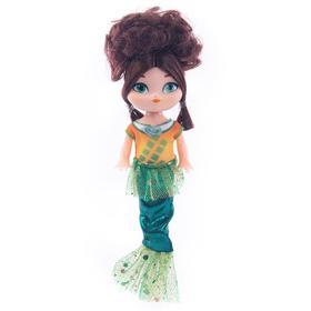 Мини-кукла «Сказочный патруль Маша Русалка» 10 см