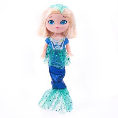 Мини-кукла «Сказочный патруль Снежка Русалка» 10 см - Фото 1