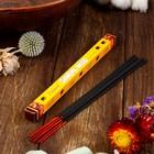 """Благовония """"Tulasi Sarathi Sandal Wood"""" (Сандал), четырехгранник, 8 палочек"""