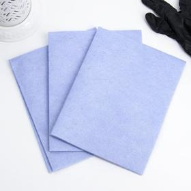 Набор салфеток для кухни GRIFON Antibac, 30×38 см, вискоза, 3 шт