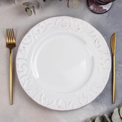 Тарелка Feston/Patine, d=26 см - Фото 1