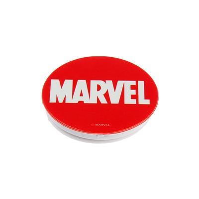 Попсокет Red Line, держатель телефона на палец, белый, Marvel дизайн №100