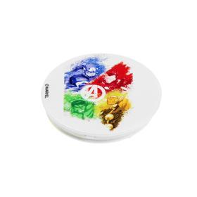 Попсокет Red Line, держатель телефона на палец, белый, Marvel дизайн №22