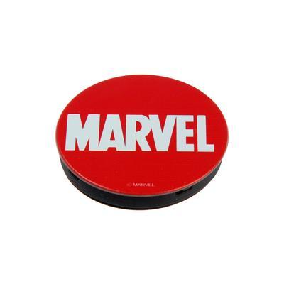 Попсокет Red Line, держатель телефона на палец, черный, Marvel дизайн №100