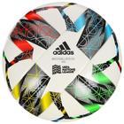 Мяч футбольный сувенирный ADIDAS Uefa NL Mini, арт.GC7385, размер 1, ТПУ, 6 панелей, термосшивка, мультиколор