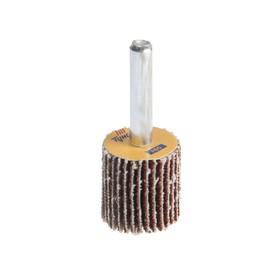 Круг лепестковый радиальный TUNDRA, 20 х 20 х 6 мм, Р60 Ош