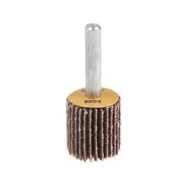 Круг лепестковый радиальный TUNDRA, 20 х 20 х 6 мм, Р80 Ош
