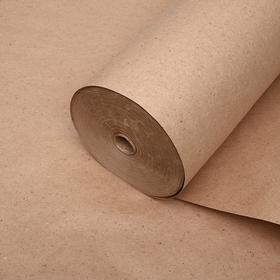 Бумага оберточная, марка 'Е' 840 мм х 200 м Ош