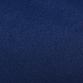 Ткань атлас цвет синий, ширина 150 см Ош