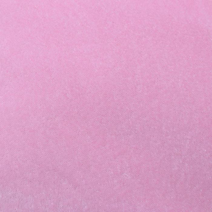 """Ворсовая ткань """"Плюш розовый №18"""", ширина 160 см"""