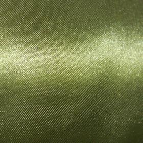 Ткань атлас однотонный болотный, ширина 150 см Ош